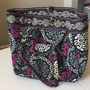 Vera Bradley Laptop Tote Bag